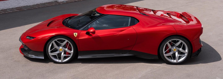 Není Ferrari jako Ferrari. Tuto jednokusovou exkluzivitu si dal na míru postavit sám klient