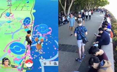 Nie je to len obyčajná hra. Pokémon GO spája ľudí aj v skutočnom svete a môže pomôcť i biznisu