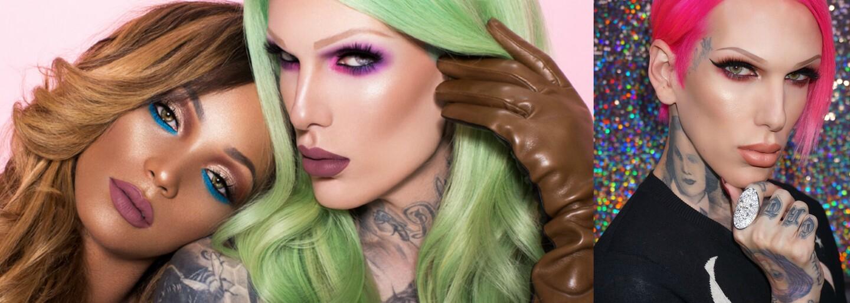 Není žena ani muž. Make-up artista Jeffree Star má vlastní kosmetickou společnost a miliony fanoušků po celém světě