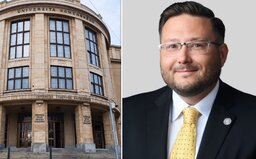 Nie je žiadna hanba byť v politike a nemať žiadny titul, hovorí prorektor Univerzity Komenského Radomír Masaryk (Rozhovor)