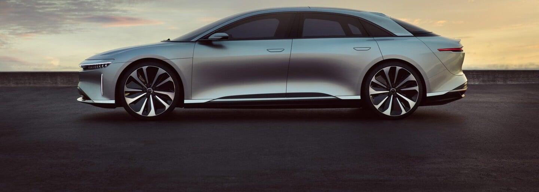 Niekdajší zamestnanci Tesly predstavili svoj vlastný elektromobil. Zaujme dizajnom, výkonom 1000 koní aj dojazdom!