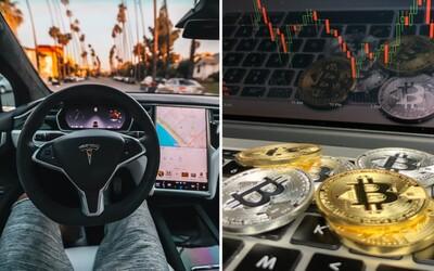 Niekto si už pred rokmi kúpil Teslu za 91 Bitcoinov. Dnes by z nich mal 4,4 milióna dolárov