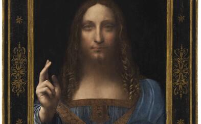 Niekto vysolil 450 miliónov dolárov za obraz Leonarda da Vinciho, ktorý ani nemusel namaľovať on. Nákup vytvoril aj nový svetový rekord