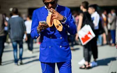 Nielen Miláno alebo Paríž, ale aj Praha bola počas uplynulých týždňov plná dobre a zaujímavo oblečených ľudí s brilantným vkusom