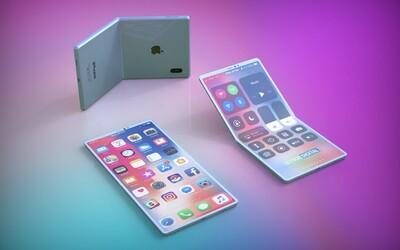 Nielen Samsung či Huawei, ale aj Apple. Skladací telefón z Kalifornie môže prekvapiť konkurenciu