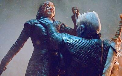 Night Kinga mal v Game of Thrones zabiť niekto iný. Prezradila to Maise Williams, ktorá hrala Aryu