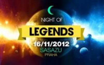 Night Of Legends v Prahe + súťaž o vstupy a CD
