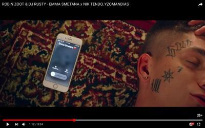 Nik Tendovi volá Emma Smetana. Vychutnaj si videoklip plný dokonalých ženských zadkov a tiel s Logicom a Zootom
