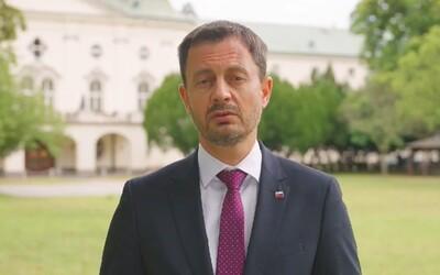 Nikdy neuznáme ilegálnu ruskú anexiu Krymu, vyhlásil premiér Heger na Ukrajine. Chce sa usilovať o jeho návrat pod vládu Kyjeva
