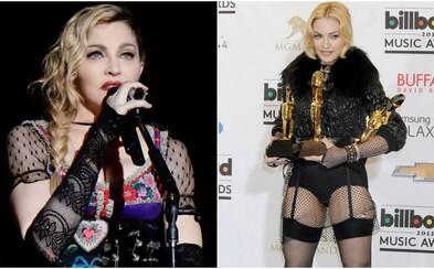 Nikdy neviděné nahé fotky 18leté Madonny jsou na prodej. Slavná zpěvačka na nich ukázala vše