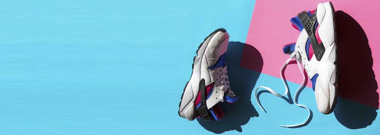 Nike Air Huarache se čtveřicí provedení na vlně 90. let