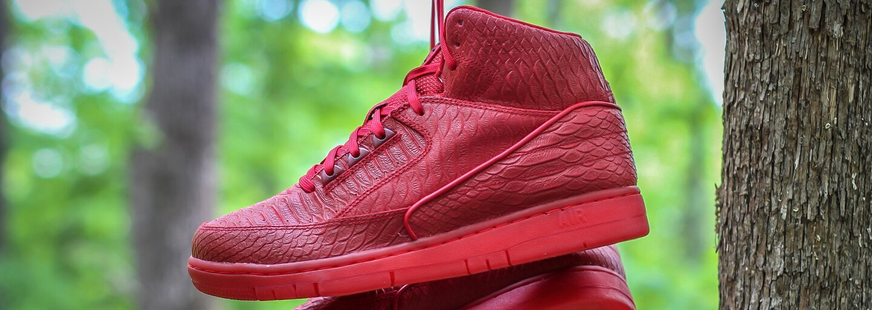 Nike Air Python Premium v Gym Red vyhotovení kúpiš aj u nás