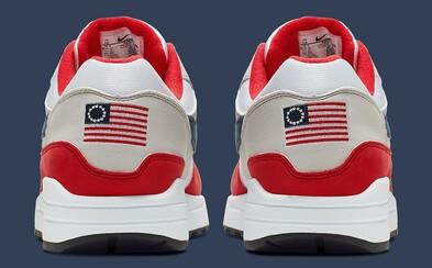 Nike čelí skandálu. Po kritice stahuje z nabídky tenisky s vlajkou používanou americkými nacisty