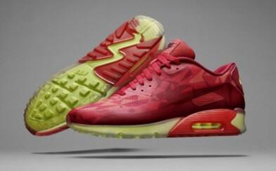 Nike nám posúva Air Max 90 ICE Pack
