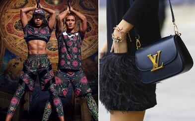 Nike předběhl Louis Vuitton. Jaké módní značky mají podle Forbes aktuálně největší tržní hodnotu?