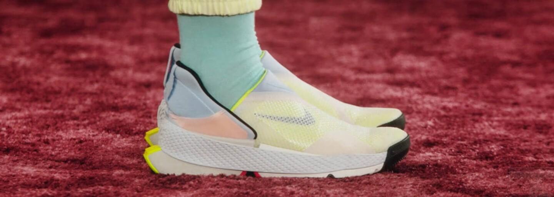 Nike představuje první tenisky, které si obuješ pohodlně bez pomoci rukou