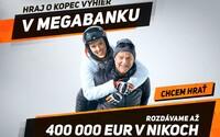 Niké rozdáva v novej akcii až 400-tisíc eur! Je pritom na tebe, koľko z tejto sumy získaš