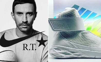Nike se snaží držet krok s dobou, a tak musel rapidně změnit design svých tenisek