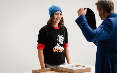 Niké spustila najväčšiu kampaň vo svojej histórii. Jej hviezdami sú Petra Vlhová a Laco Borbély