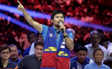 Nike zrušilo sponzorskú zmluvu s Mannym Pacquiaom. Jeho vyhlásenia proti homosexuálom označilo za odporné