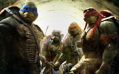 Ninja Korytnačky aj naďalej hláškujú a lákajú do kina na súboj s kultovými súpermi