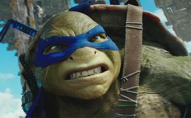 Ninja korytnačky dobyli kiná a odsunuli X-Men: Apocalypse na druhú koľaj