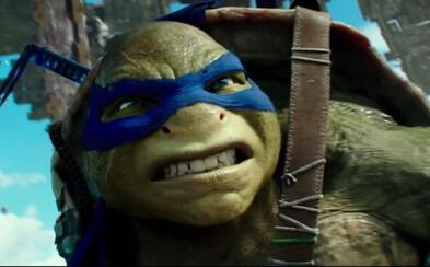 Ninja korytnačky si v skvelom akčnom traileri s Megan Fox vylepšujú povesť proti oveľa nebezpečnejšiemu nepriateľovi