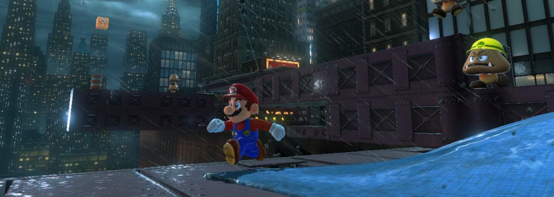 Nintendo opět celému světu vytřelo zrak. Super Mario Odyssey je jednou z nejlépe hodnocených her roku