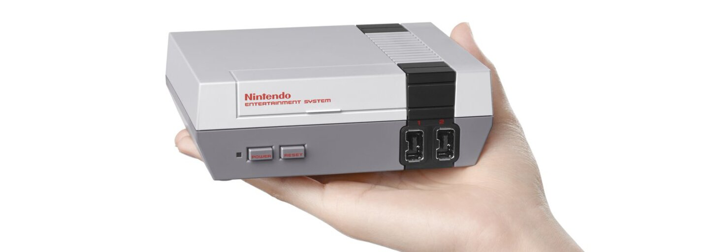 Nintendo oživilo legendárnu konzolu NES. Novinka má klasický dizajn a 30 integrovaných hier