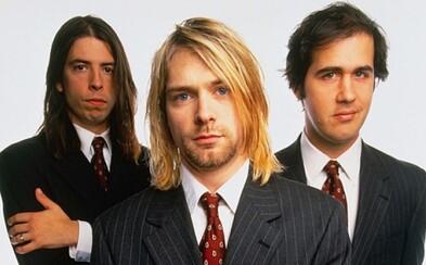Nirvana v rock and rollovej sieni slávy konečne aj s videom