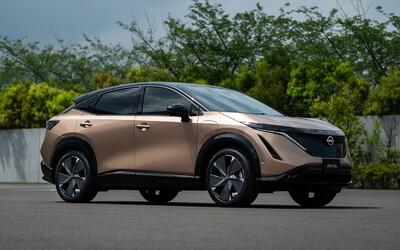 Nissan Ariya je ambiciózní elektrický crossover, který zaujme svou technikou