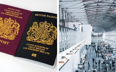 Nizozemsko a Belgie ruší kvůli nové mutaci koronaviru lety z Británie