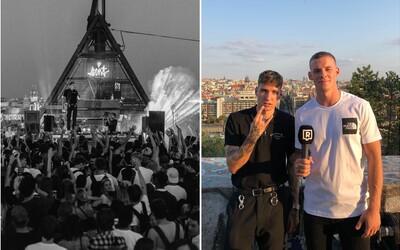 NobodyListen ovládl Prahu. Jak dopadl Addict pro 3 tisíce lidí s výhledem na hlavní město?