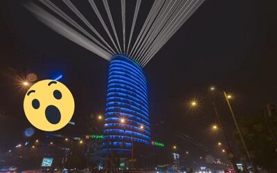 Nočná Bratislava z 88-metrovej budovy VÚB! Biela noc ponúkne výhľad, na ktorý nezabudneš