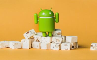 Noční režim i podpora pro VR headsety. Jaké vylepšení přinese aktualizace na Android 7.1 Nougat?