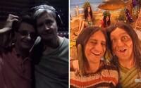 Noga a Skrúcaný po rokoch opäť spojili sily a prespievali hit Tequila Jumbo. Chystajú nové skladby, ale aj zábavnú šou
