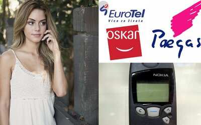 Nokia 5110, 3310, RAZR V3 alebo T610i – aké prelomové telefóny sme u nás používali? Niektoré z nich vtedy stáli aj 40-tisíc korún!