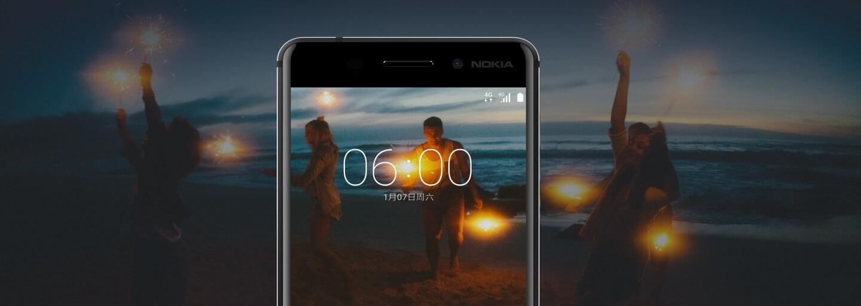 Nokia 6 bola iba malý začiatok. Fínsky výrobca oznámil predstavenie ďalších noviniek