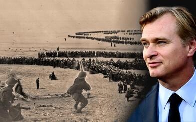 Nolanov Dunkirk bude čistokrvný a našľapaný vojnový film, tvrdí oscarový Mark Rylance