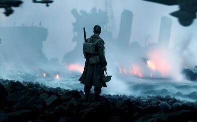 Nolanov Dunkirk stále dominuje kinám. Po dvoch týždňoch tak má na konte takmer 250 miliónov (Box Office)