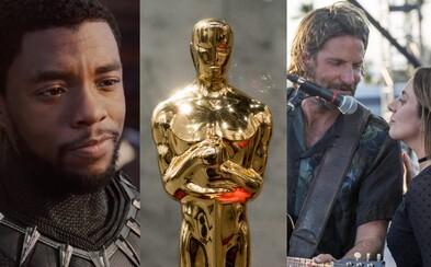 Nominácie na Oscarov zverejnené! Black Panther bude ako prvý superhrdinský film v histórii bojovať o najcennejšiu sošku