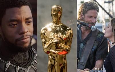 Nominace na Oscary zveřejněny! Black Panther bude jako první superhrdinský film v historii bojovat o nejcennější sošku