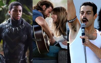Nominace na Zlaté glóby vyhlášeny. O sošky se poperou Black Panther, Bohemian Rhapsody nebo A Star Is Born