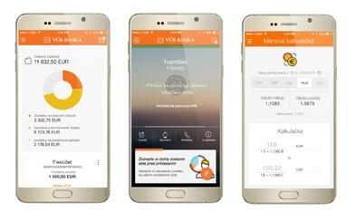 Nonstop banka vo vrecku vďaka apke Mobil Banking