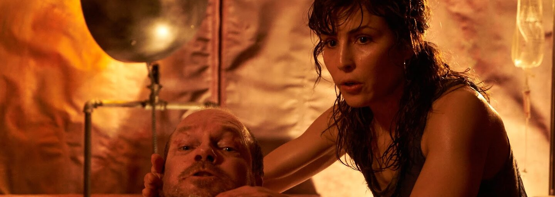 Noomi Rapace se snaží přežít a utéct před experimenty na jejím těle ve zvráceném psychologickém hororu o nejtemnějších zákoutích strachu