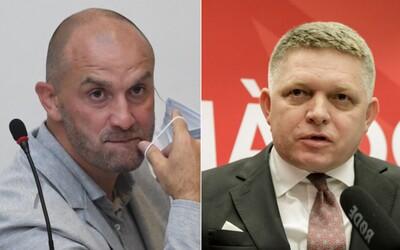 """Norbert Bödör priznal, že po večeroch volal na Ficov """"sekretariát"""". Číslo používala Mária Trošková"""