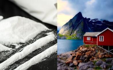 Norsko dekriminalizuje většinu drog. Závislým chce pomáhat místo toho, aby je trestalo a posílalo do vězení