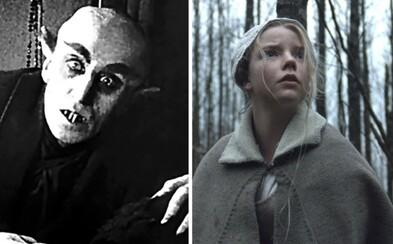 Nosferatu z roku 1922 sa dočká novej verzie. Na režisérsku stoličku sa posadí režisér Čarodejnice Robert Eggers