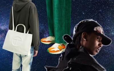 Nosí je A$AP Rocky, Rihanna, ale i Dalyb. Poznej mladé módní značky, které se vyplatí sledovat v roce 2021