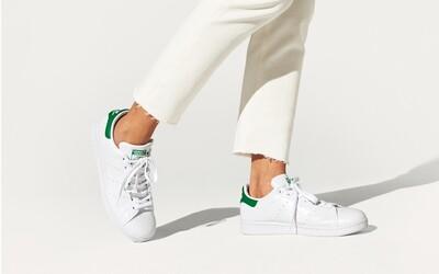 Nosí je Kanye West, Pharrell i tvůj děda, a mají zápis v Guinnessovce. Představujeme legendární tenisky adidas Stan Smith